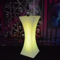 Hot Sale Remote Control LED Cocktail Table KFT-4510