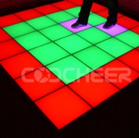 Inductive Color Change And DMX 512 Compatible Led Floor Panel KB-5050H