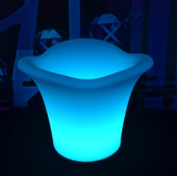 Waterproof Rechargeable Multi Colors Changing LED Ice Buckets KFP-4232